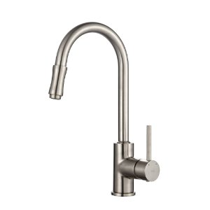 Krausu0027s High End Kitchen Faucet Idea Made Of Metal