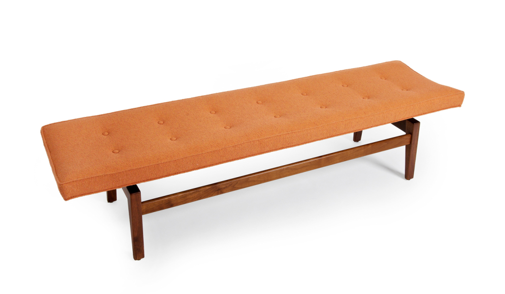 Long upholstered bench ideas homesfeed Long upholstered bench