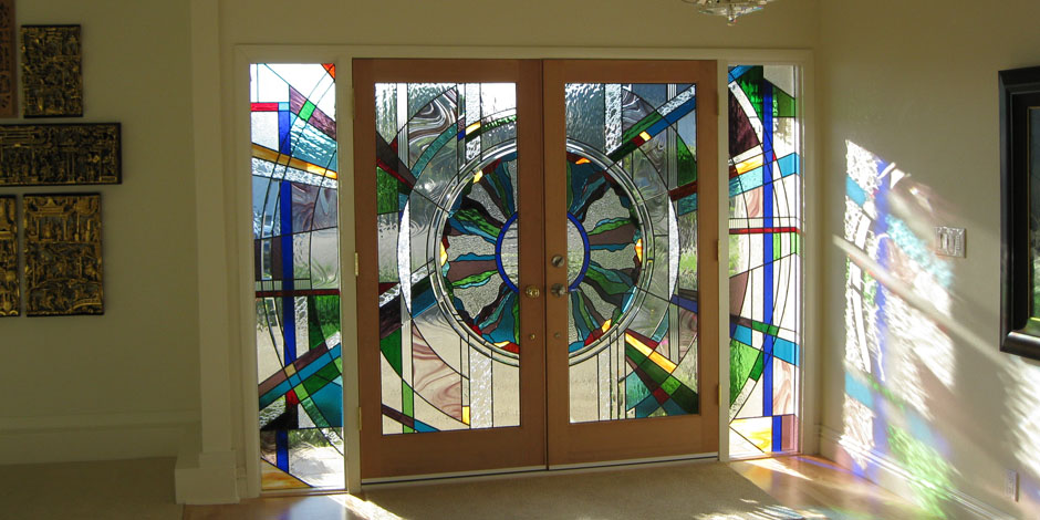 Custom Glass Interior Doors Glenview Haus Chicago Showroom Custom