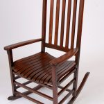 Mission style rocking chair idea