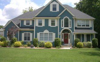 Modern Paint Color Ideas for House Exterior