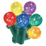 Pillips christmas lighting fixtures in several color options