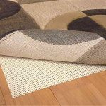 Polyurethane Rug Pads Best rug pad for hardwood floors beautiful natural wooden floors green beige rug