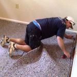 Rebond Rug pads installation Best rug pad for hardwood floors