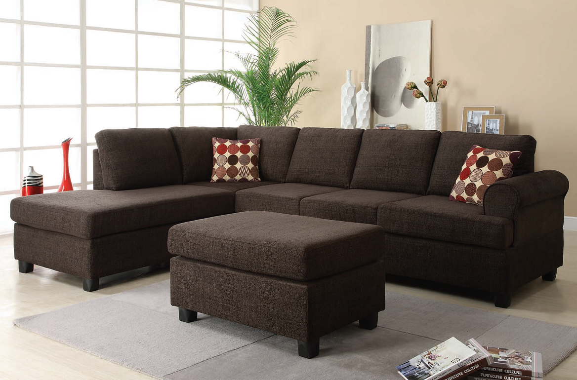 Brown Sectional With Chaise Types Of Best Small Sectional Couches For Small Living Nice