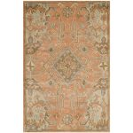Safavieh Wyndham Terracotta Area Rug