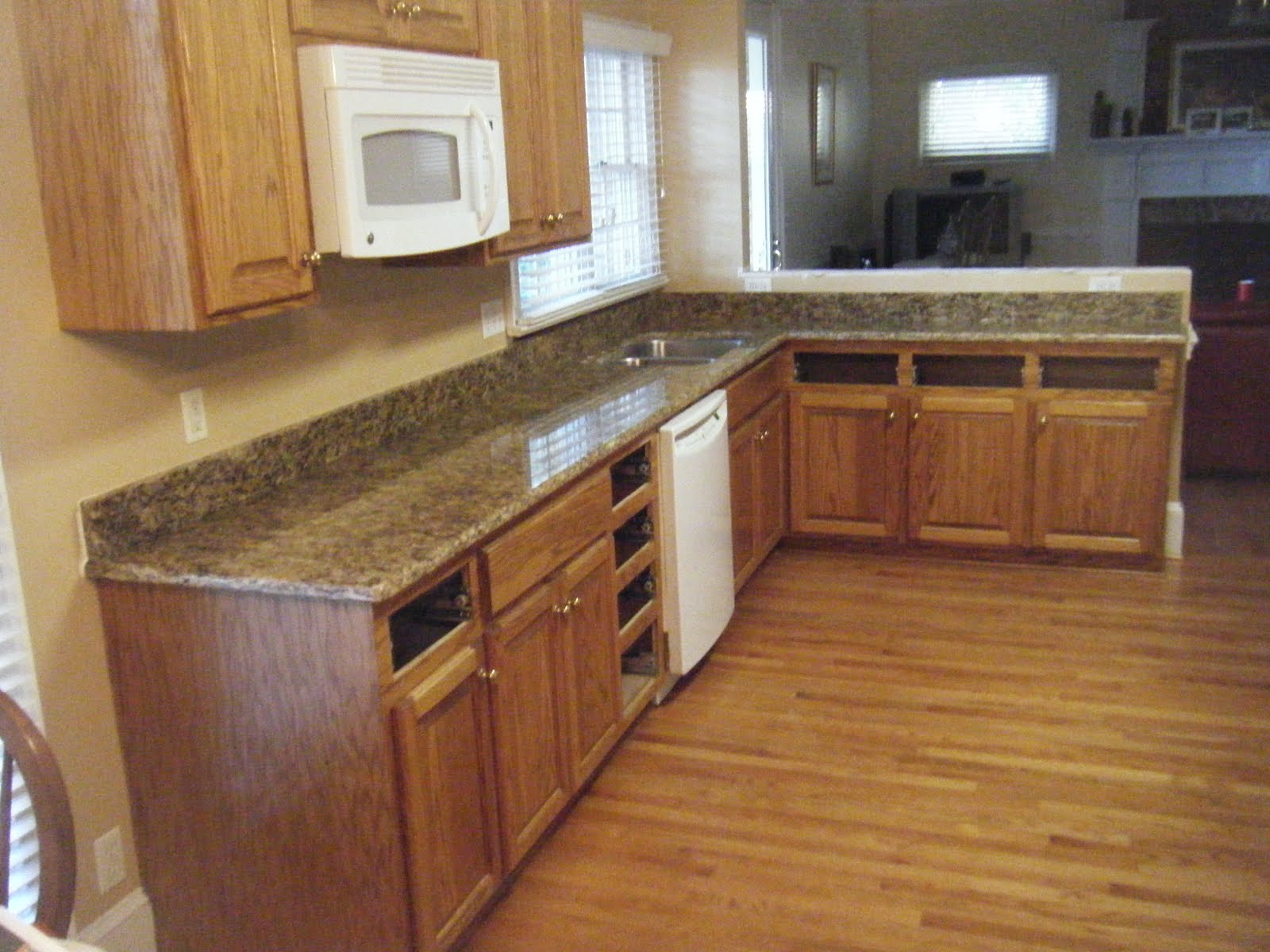 Granite countertops most popular favorite - Seafoam Green Granite Countertop For Kitchen Natural Wooden Kitchen Furniture Natural Wooden Floor
