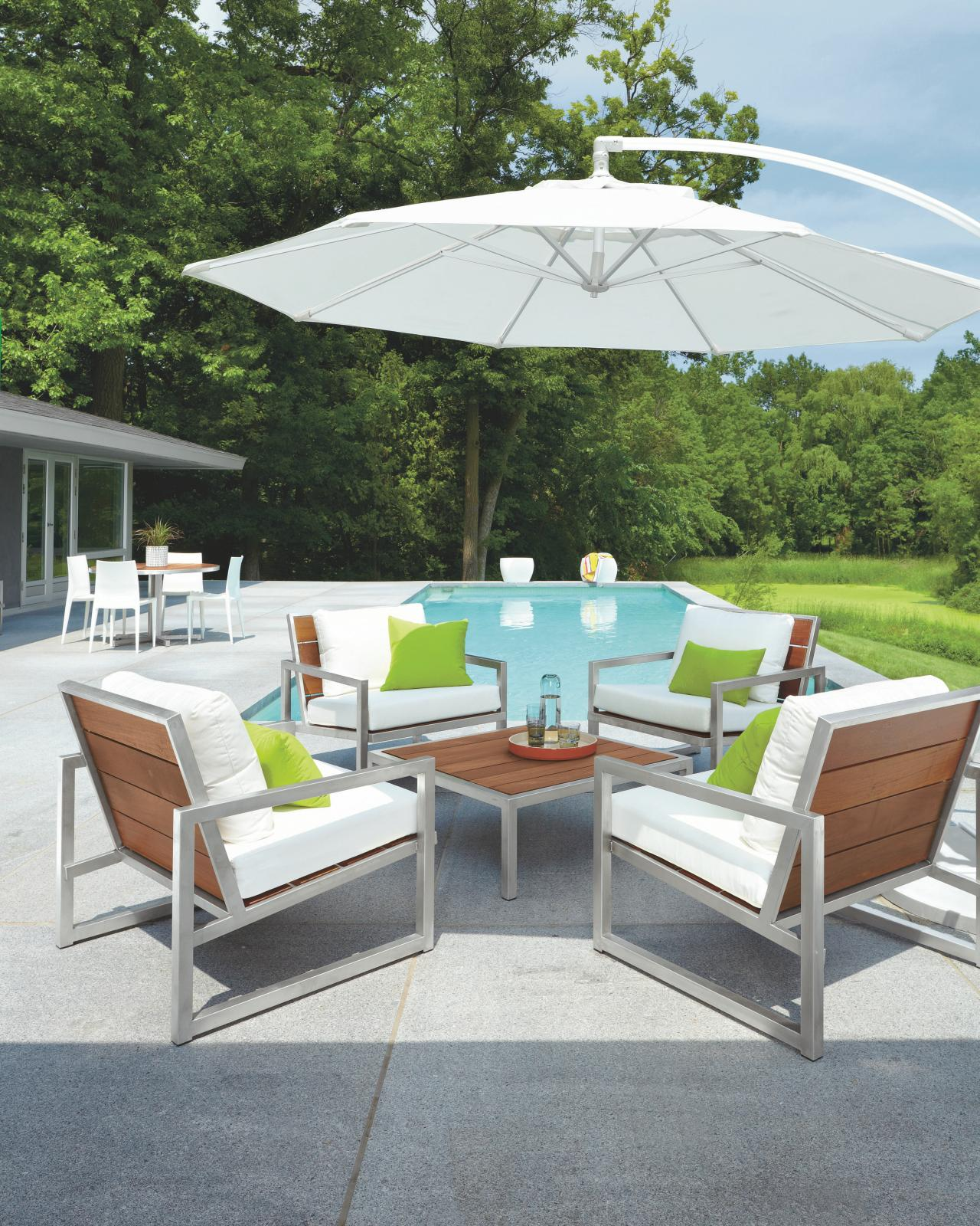 Easy tips for thomasville outdoor furniture purchase for Pool and patio furniture