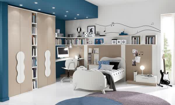 Modern Kids Bedroom Designs Homesfeed