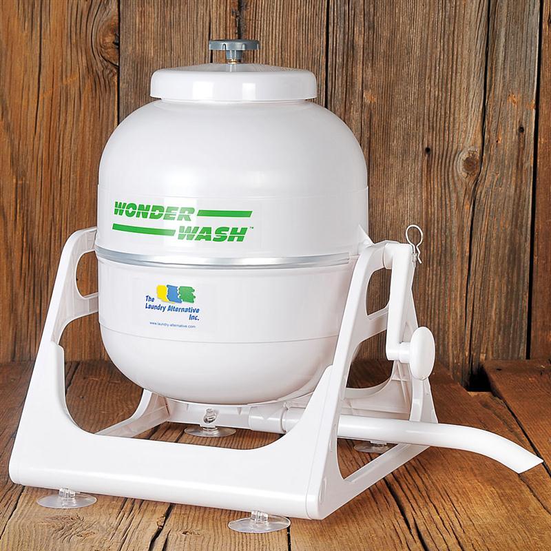 Small and portable wash machine  unit