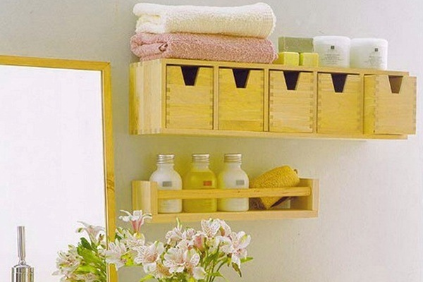 Storage solutions for small apartments homesfeed for Small kitchen wall storage solutions