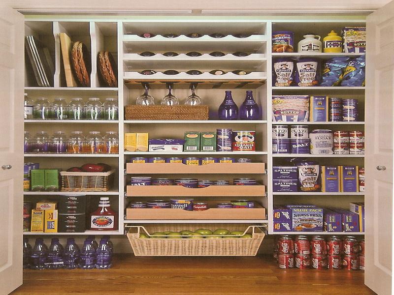 Organizing Kitchen Cabinet Idea