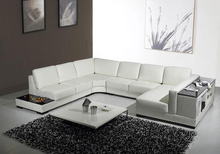 Types of Luxury Sectional Sofas Based On Particular ...