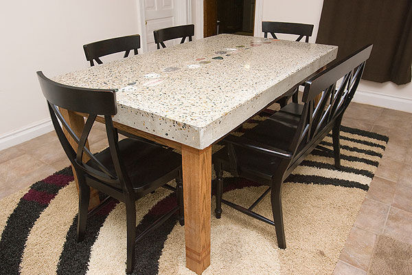 Narrow Dining Table Good Room Top Round