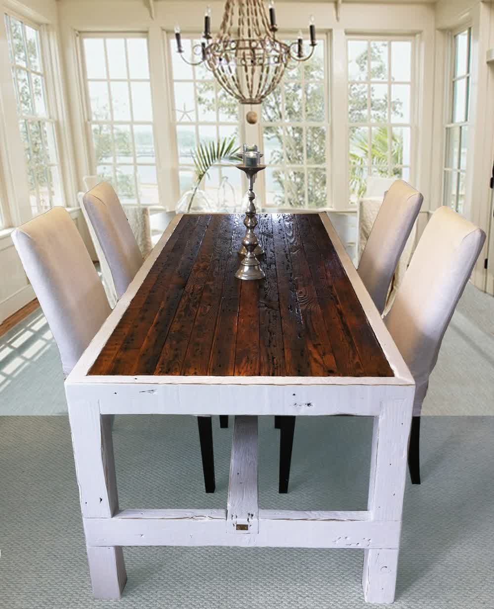 Dining Room Tables: Narrow Dining Tables