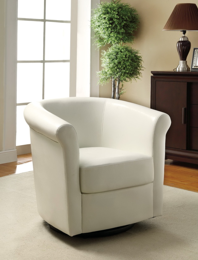 round swivel accent chair | show home design