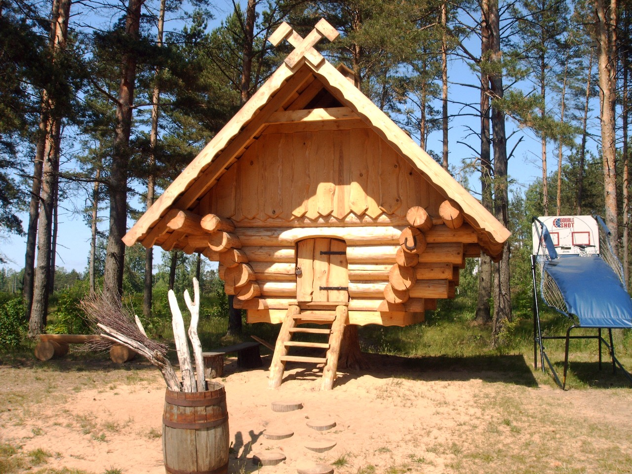 Marvelous Adorable Small Log Cabin Style Part 31