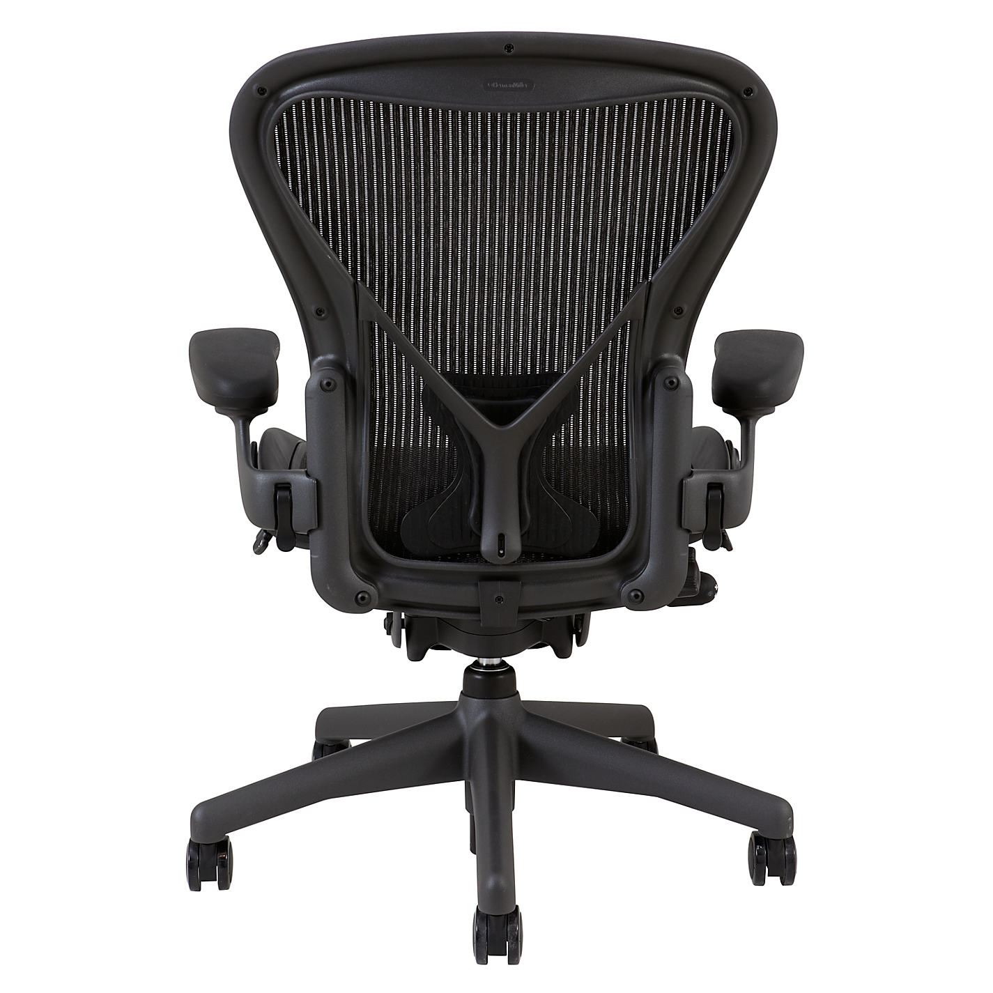 herman ergonomic miller aer assembled office chair furniture reconditioned shop chairs ph aeron atwork canada task
