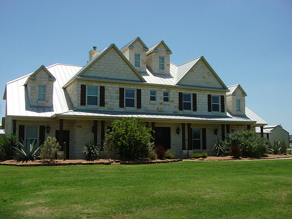 Texas Style Country Home Plans