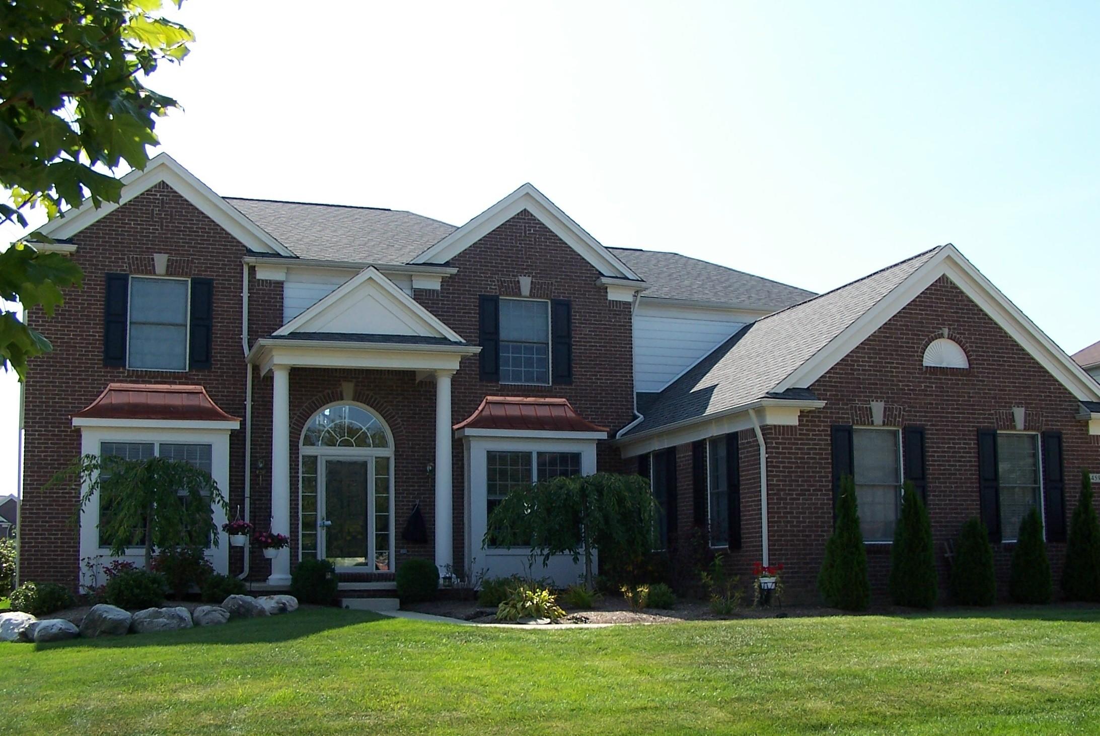 American home design inspiration homesfeed for American house exterior design