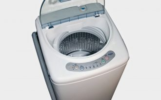 apartment washer stackables