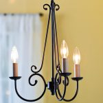 astonishing vintage pendant light idea with unique bulb lamps and black screw and carved metal suspension