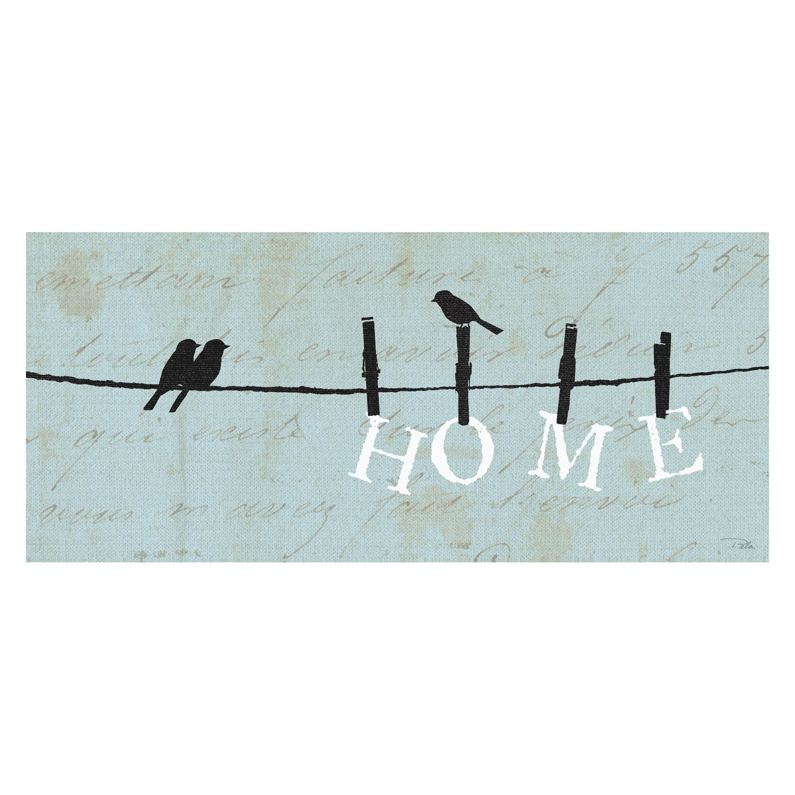 Birds Wire Wall Decor : Birds on wire wall art optimize every inch of interior