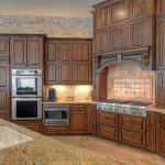 awesome wood vent hood for elegant kitchen ideas with stunning kitchen cabinets and awesome kitchen backsplash