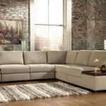 awome living room ideas with best sectional sofa for the money together with furry rug and simple table lamp plus laminate floor and brick wall with decorative picture