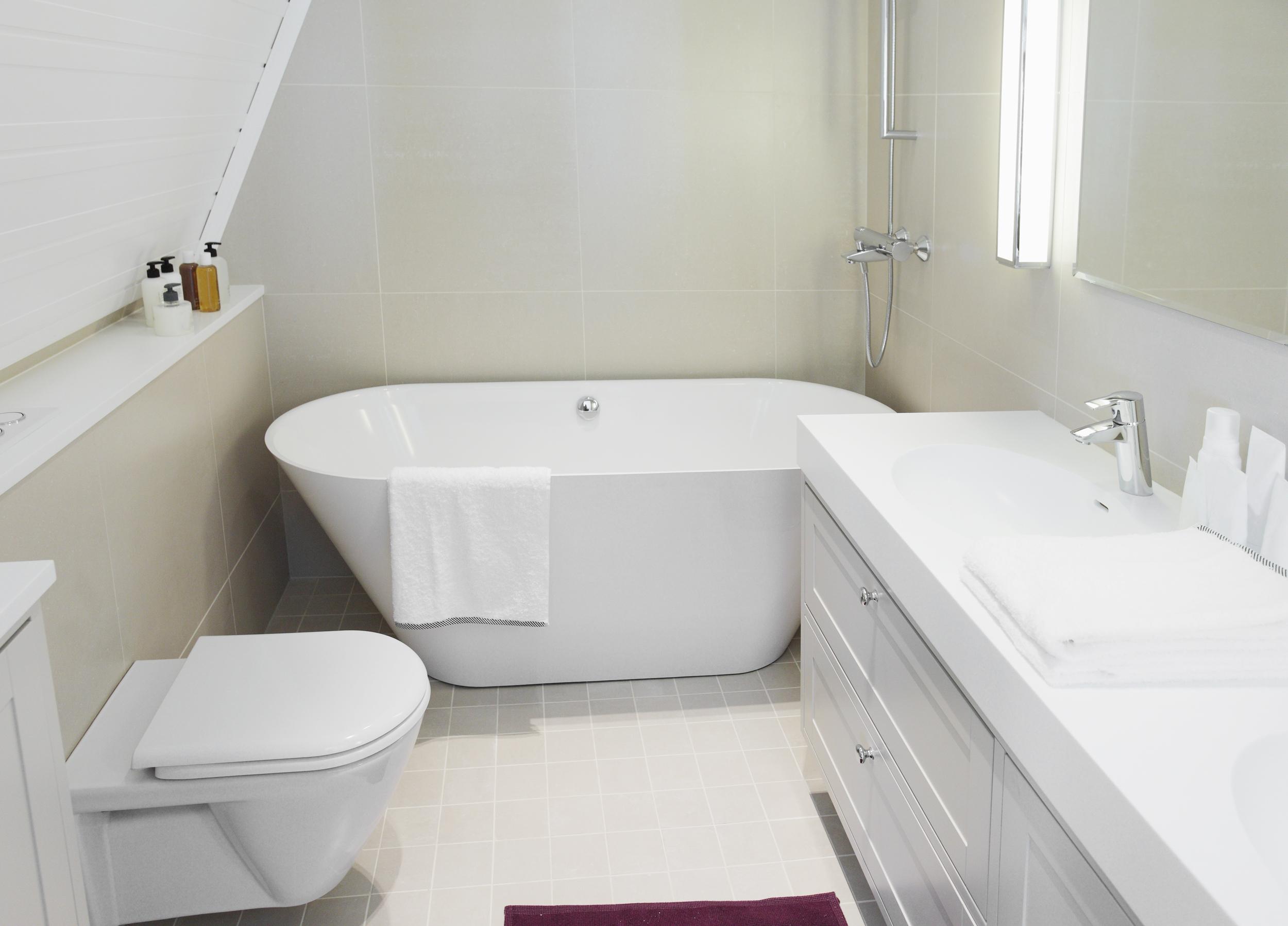 Small Bathroom Space Ideas | HomesFeed