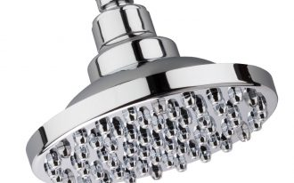 bathroom shower steel