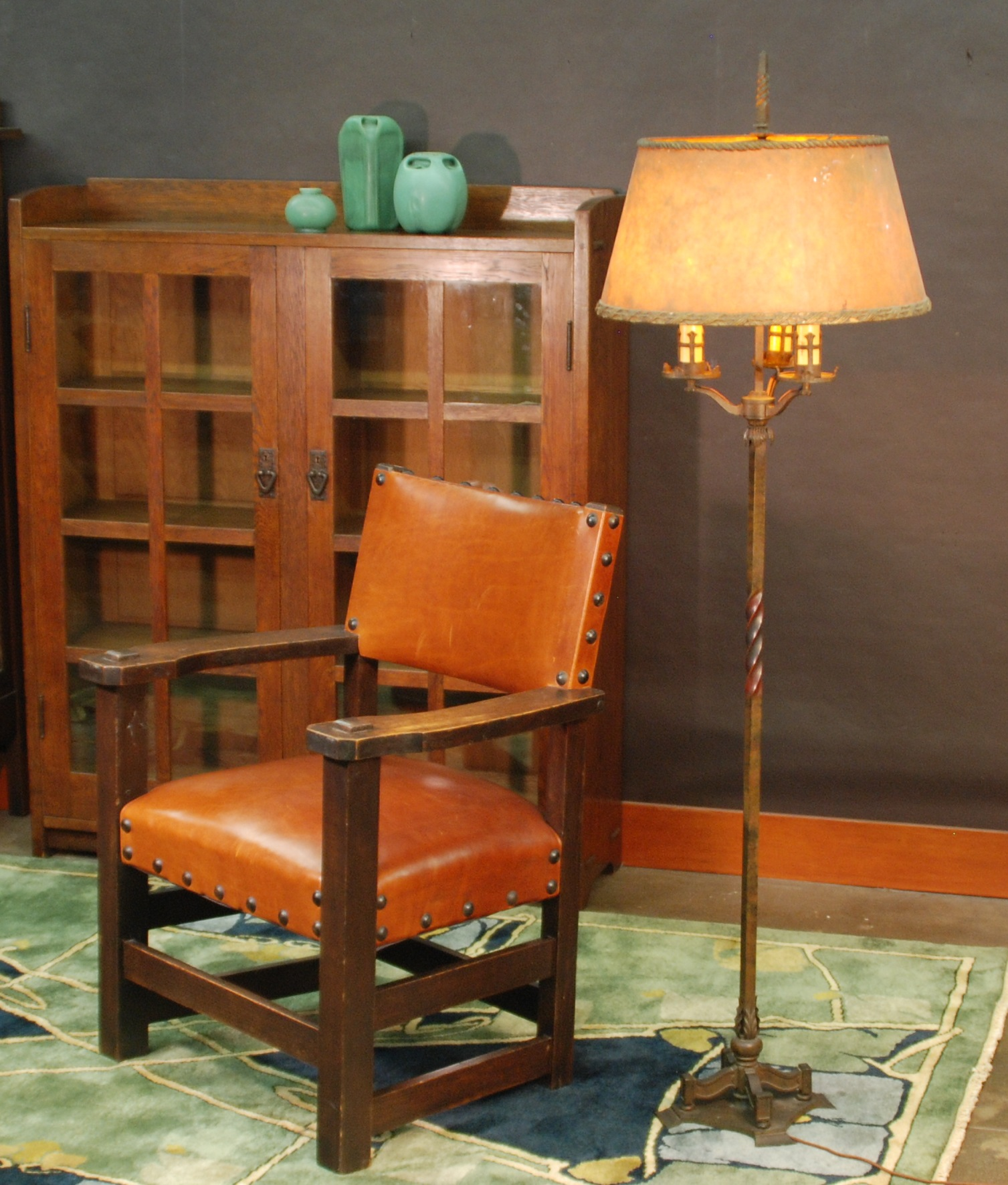 Mission Style Floor Lamps When Traditional Meets