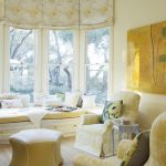 Beautiful Soft Cheerful Roman Shades Outside Mount For Soothing And Relaxing Living Room With Matching Color Scheme