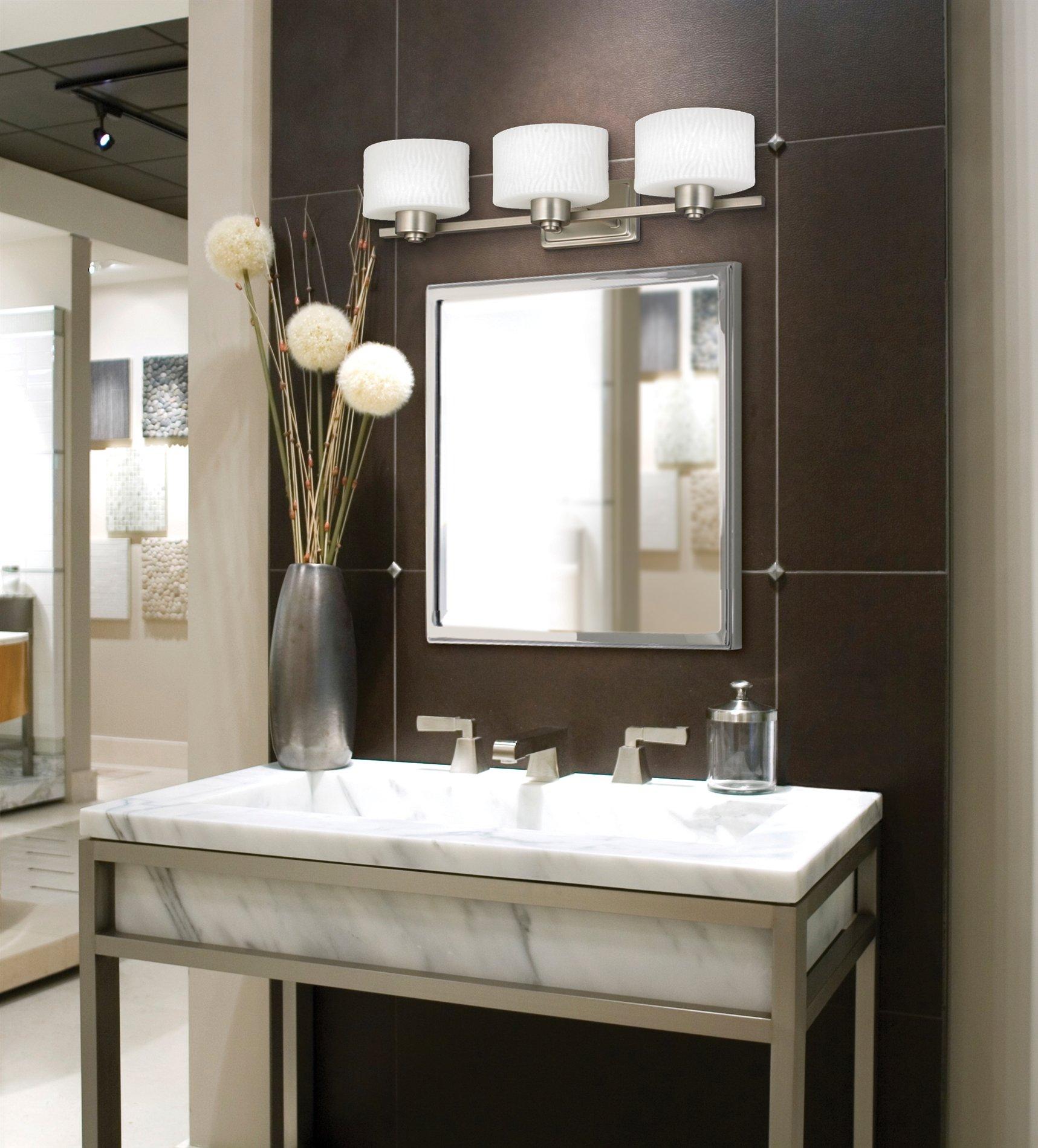 Bathroom Vanity Track Lighting wall mounted track lighting: distinctive style lighting choice