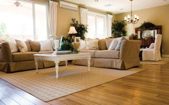 beautiful wooden floors living room mop for wood floors beige tone living room decorative green plants
