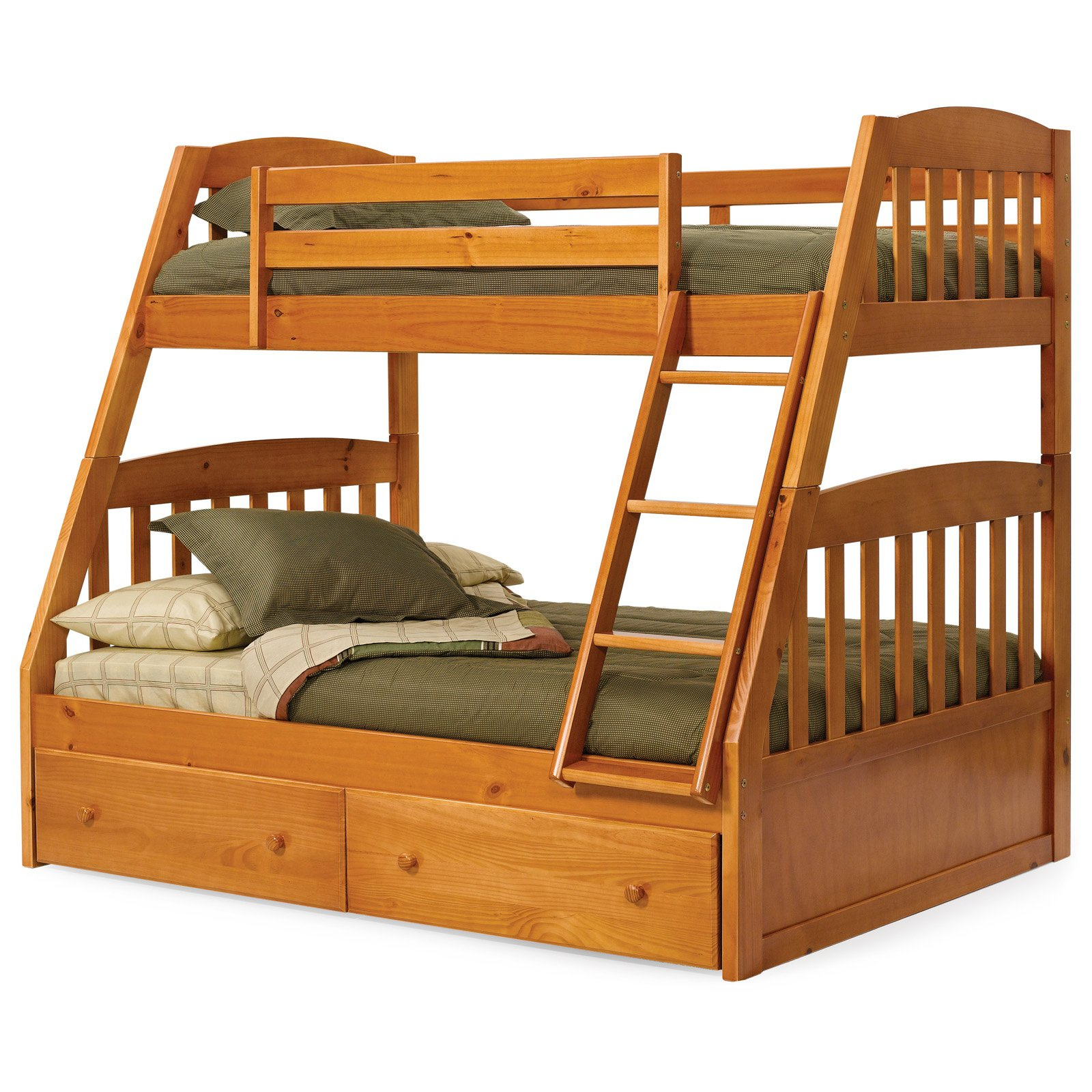 how to raise a twin bed
