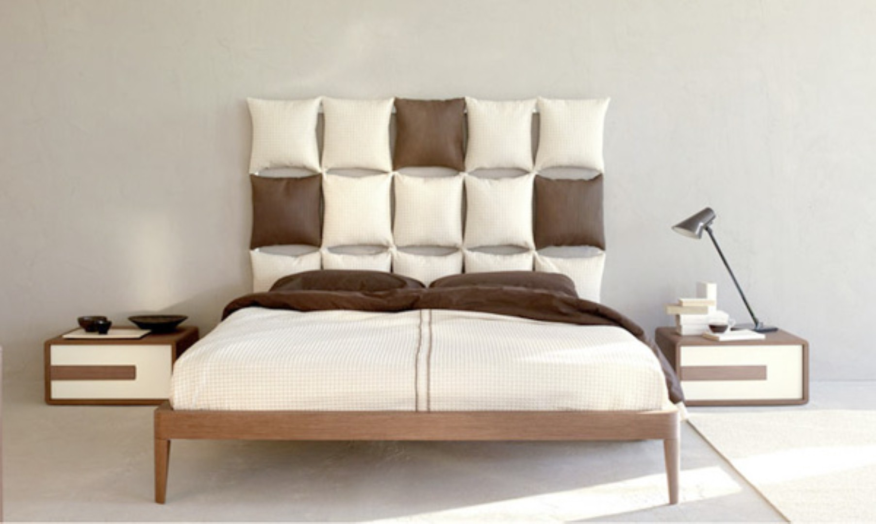 Unique king bed frame - Low Profile Queen Bed Frame