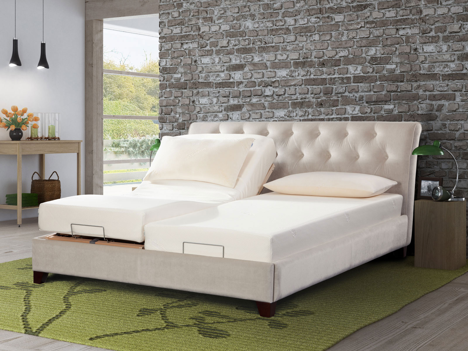 Macys Mattress Topper Adjustable Tempur Pedic Bed. New Queen Tempurpedic ...