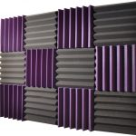 Best Soundproofing Apartment Walls Thick Foam Wall Soundproofing Material Two Tone Foam Wall Soundproofing Material