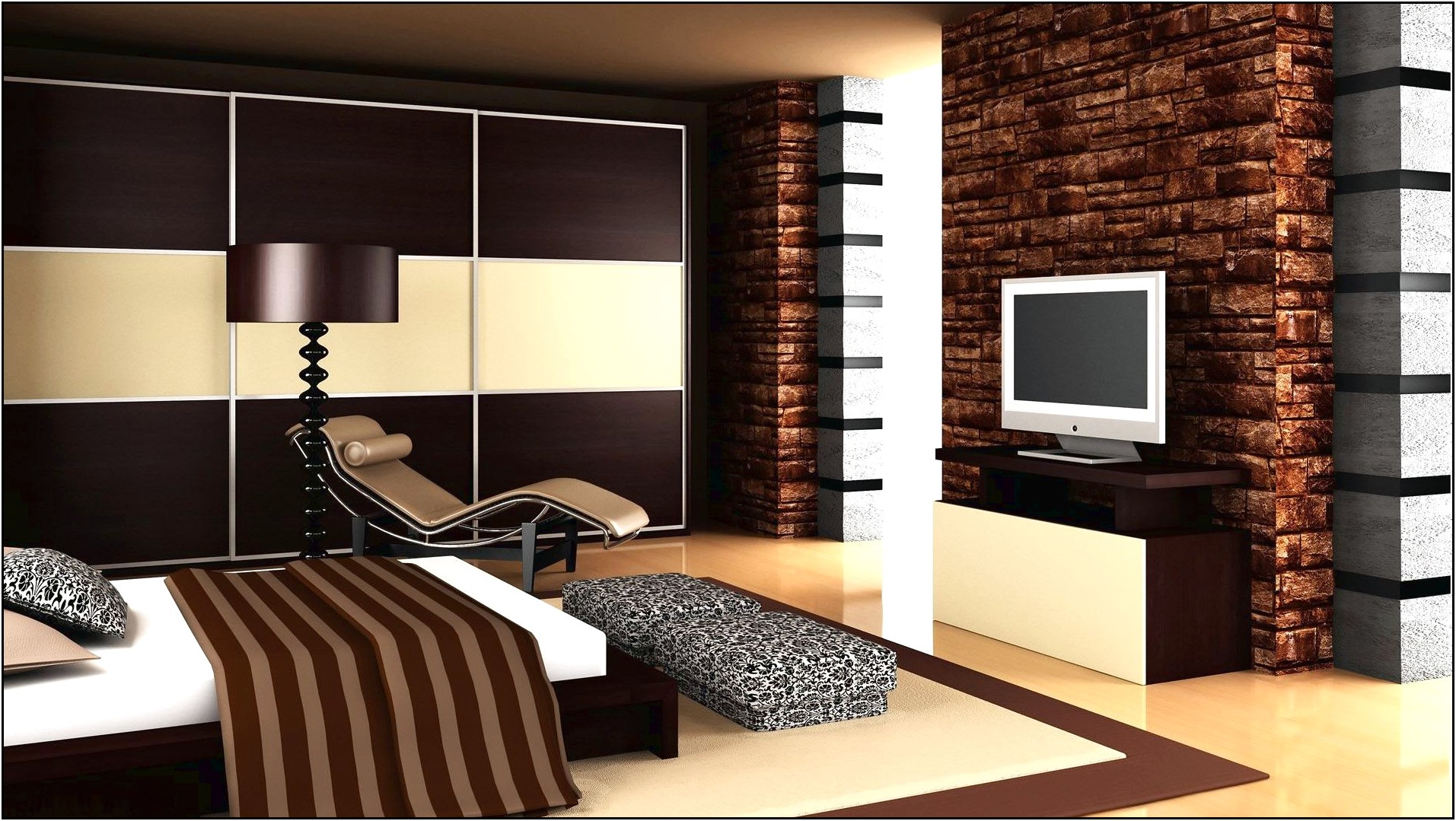 Color combinations for bedrooms say goodbye to your Brown color bedroom