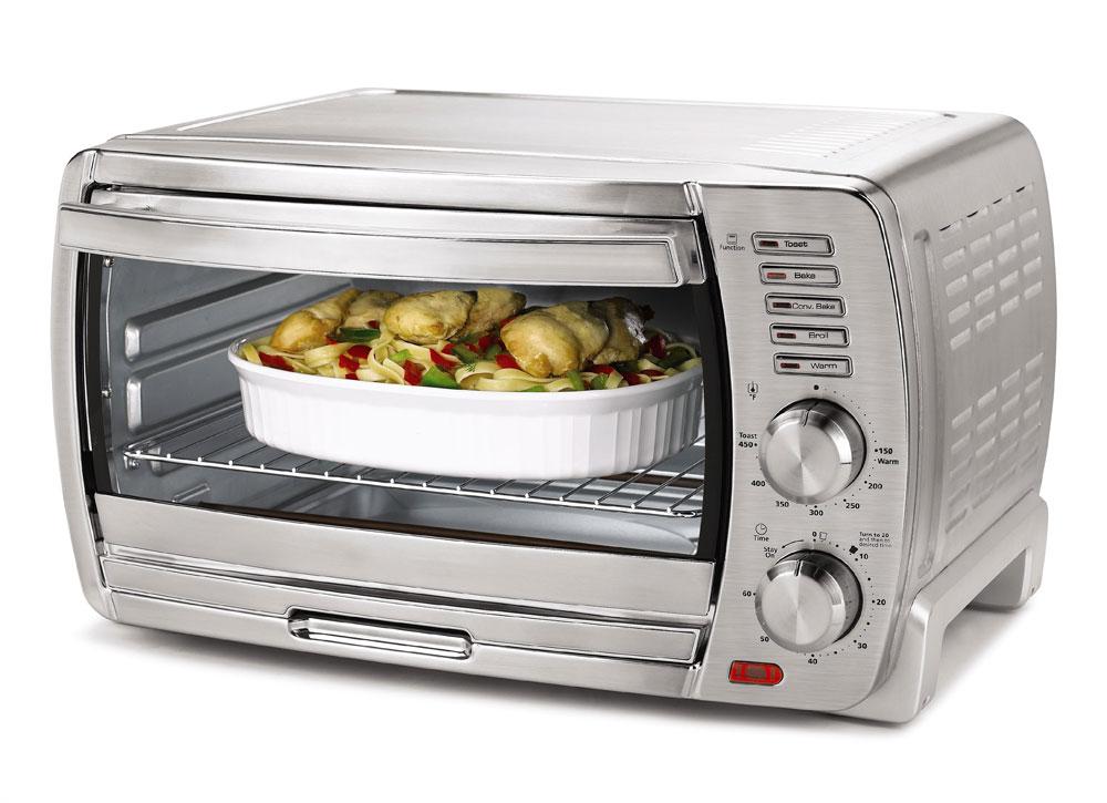 hamilton beach convection toaster oven reviews