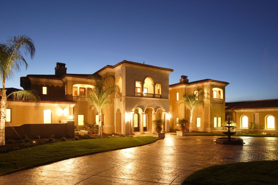 Build My Dream House In Romantic Nuance With Beautiful Lights And Amazing House  Design Together With