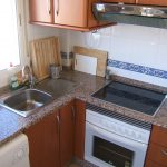 built in toaster oven granite kitchen countertop wooden kitchen ...