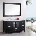 cabinet sink mirror