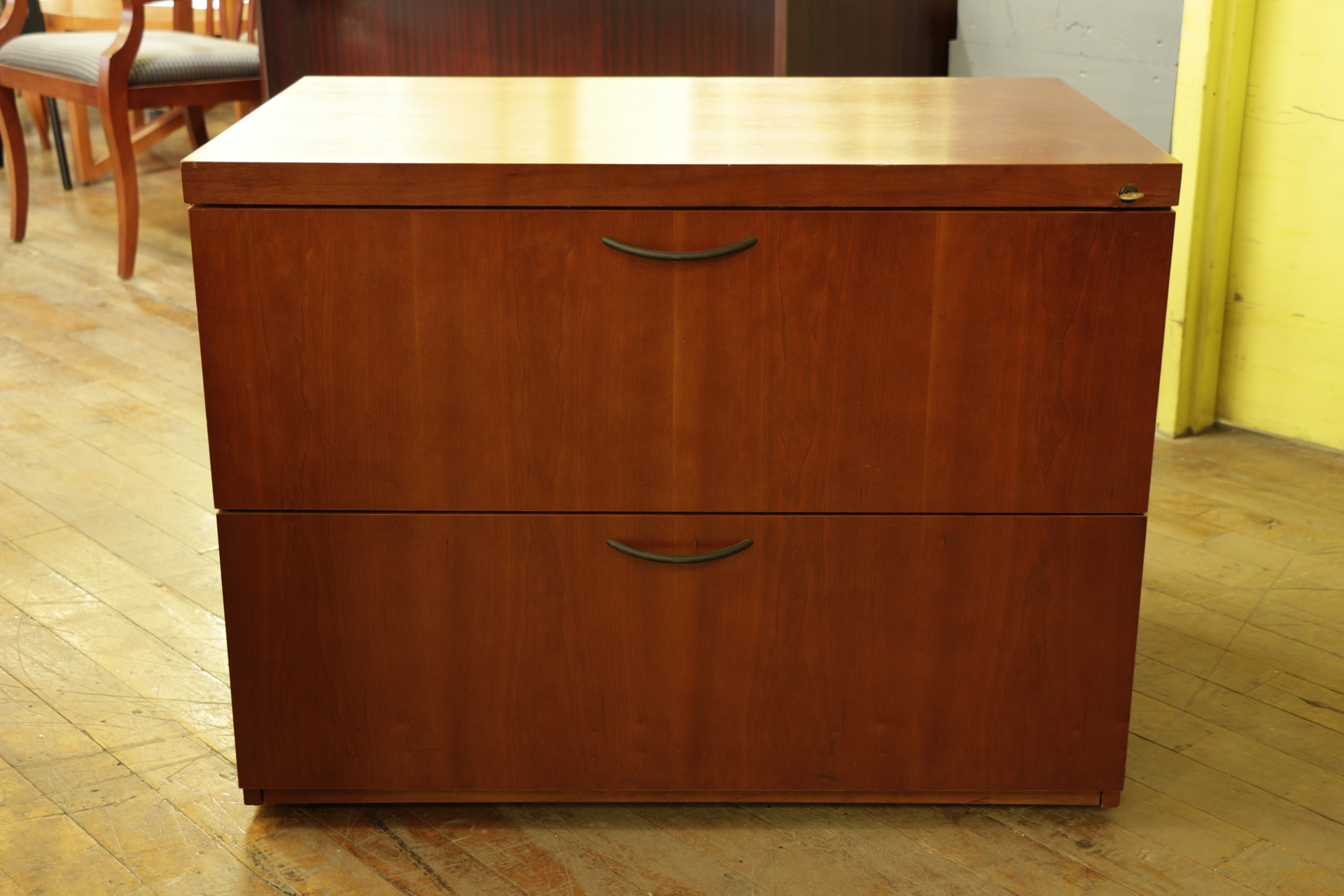 Cabinet Wood File Drawer