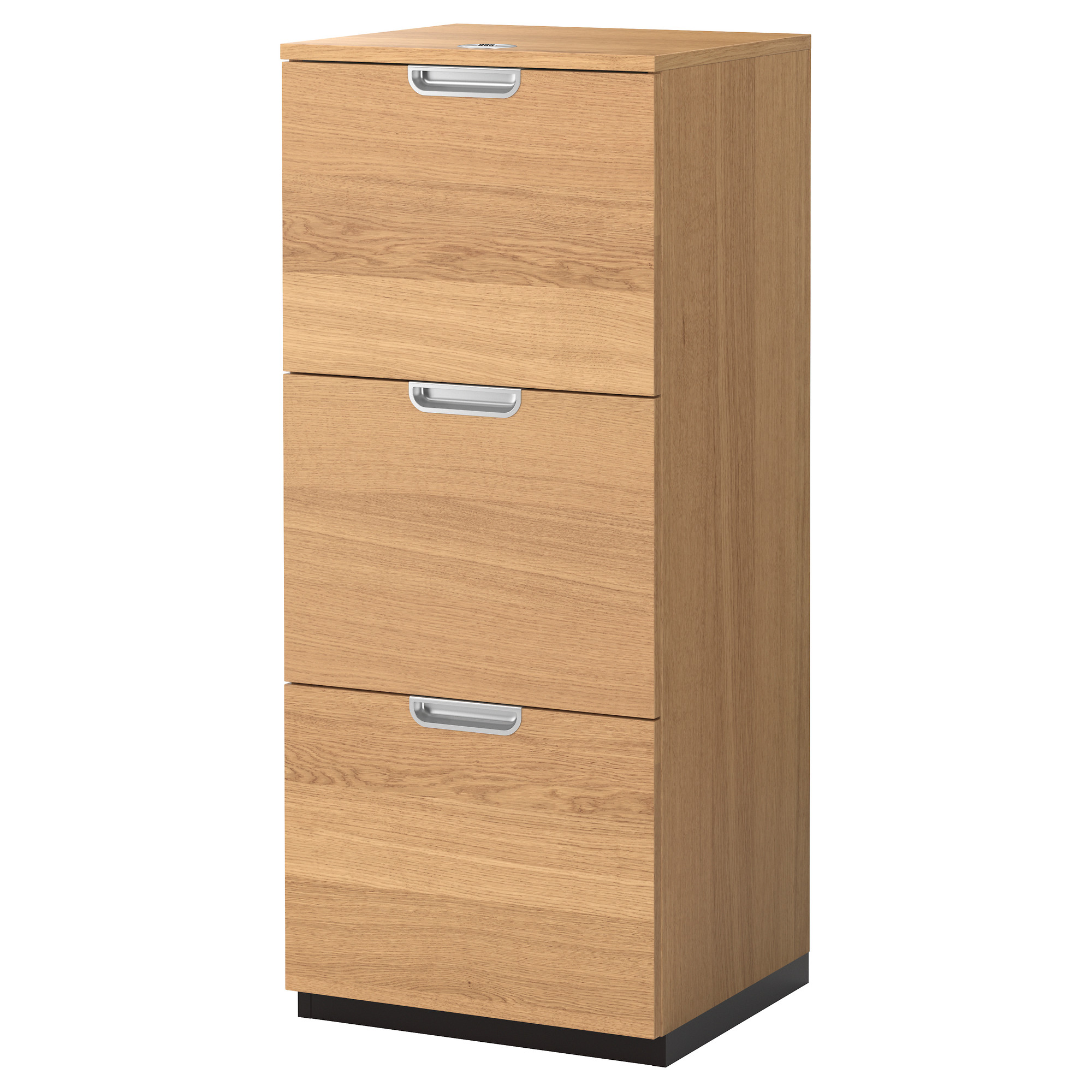 Wood file cabinet ikea homesfeed for Wood cabinets