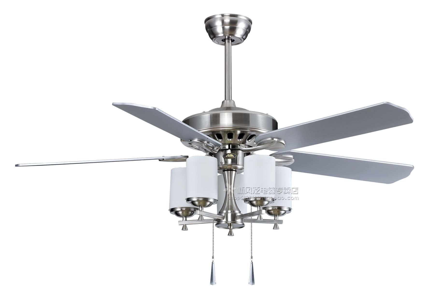 Ceiling fan in