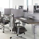Chairs Desk Monitor Modern