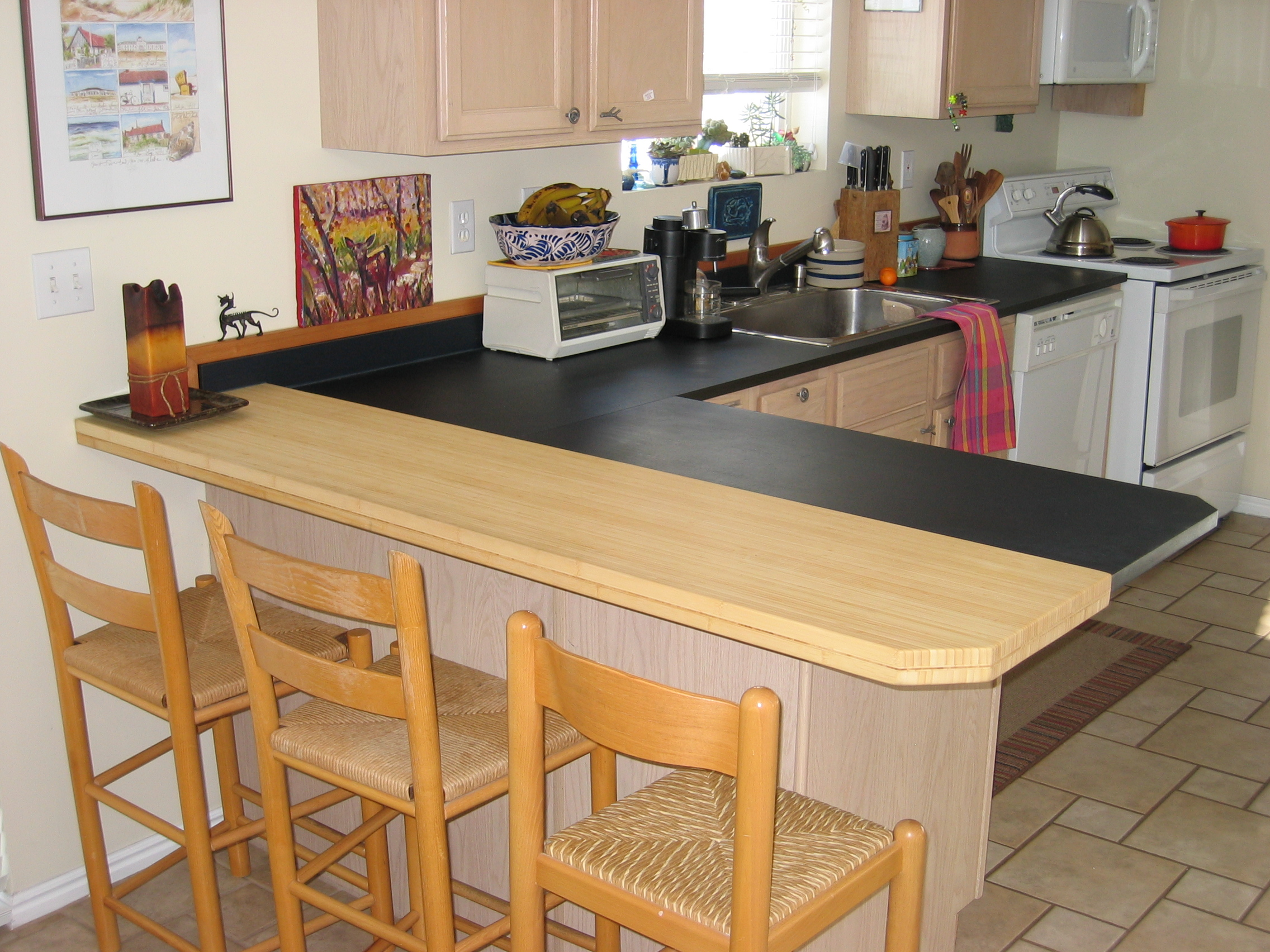 Kitchen Counter Tables Home Design Ideas