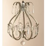 chandelier jewel light cover